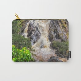 Waterfall in the rainforest Carry-All Pouch