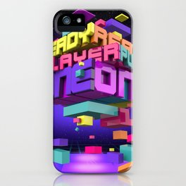 Ready Player One iPhone Case