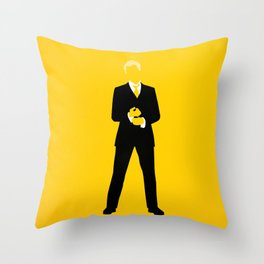 Barney Stinson Throw Pillow