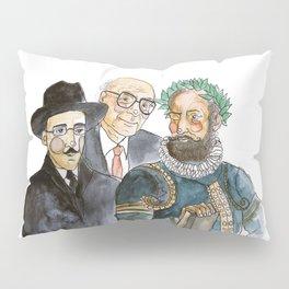.poetas. Pillow Sham