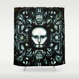 DreamMachine Shower Curtain