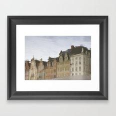 Gent Framed Art Print