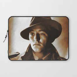 Robert Mitchum, Hollywood Legends Laptop Sleeve