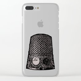 Thimble Clear iPhone Case