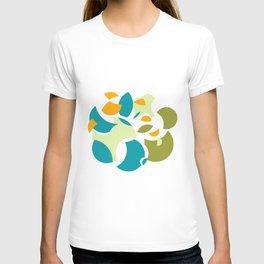 Circular Dismantle T-shirt