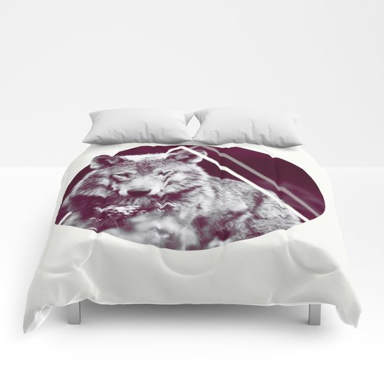 WOLF I Comforters