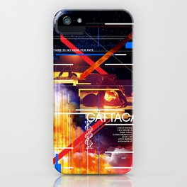 Visions of the Future :: Gattaca iPhone Case