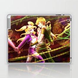 Happy Couple Laptop & iPad Skin