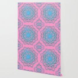 Ocean Mandala Wallpaper
