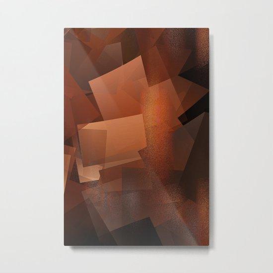 Pattern 2017 037 Metal Print