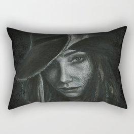 Anne Bonny Rectangular Pillow