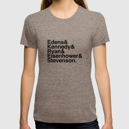 Helvetica Chicago Expressways T-shirt