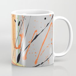 Orange Ecstacy Coffee Mug