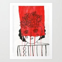 Miss Otis Art Print