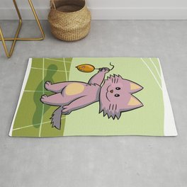 Tom and Jerry - Cat Holding Rat Cartoon For Kids Rug