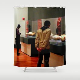 Golly Gee Whiminey Shower Curtain