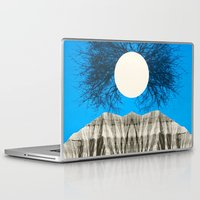 mythology Laptop & iPad Skins featuring Mythology by 松本 ナオヤ [Naoya Matsumoto]