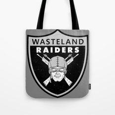 Wasteland Raiders Tote Bag