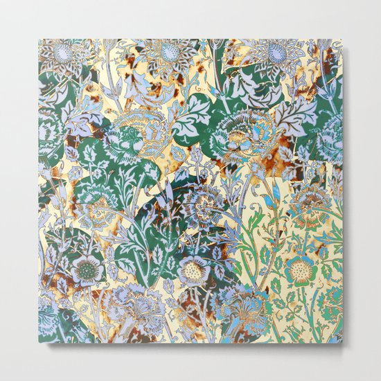 floral decor Metal Print