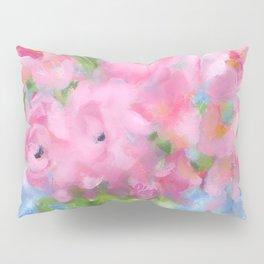 Teacup Pinks Pillow Sham