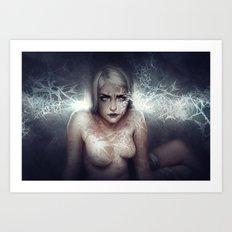 Pandora Art Print