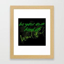 Beautiful Framed Art Print