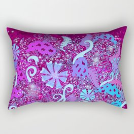 HALLUCINATURE Rectangular Pillow