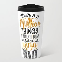 Million Things Travel Mug