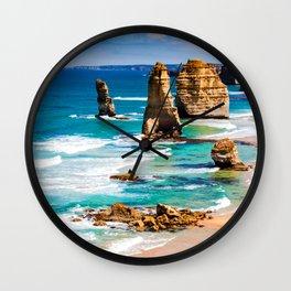 Pritty Sea ||| Wall Clock