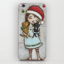 The Gift of Life - by stuDIo DUDA art iPhone Skin