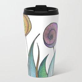 Te extraño Travel Mug