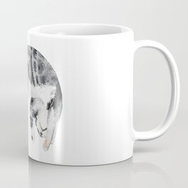 Yoga cat Coffee Mug