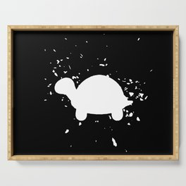 Turtle - Graphic Fashion Serving Tray