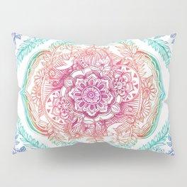 Indian Ink - Rainbow version Pillow Sham