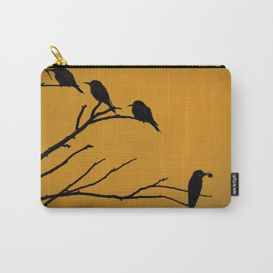 European Bee-Eater Birds  Carry-All Pouch