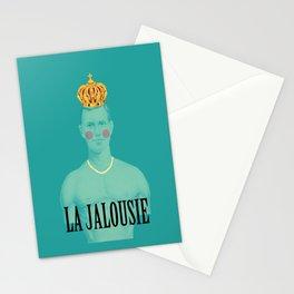 La jalousie Stationery Cards