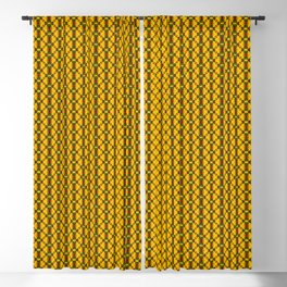 Jungle Beehive Blackout Curtain