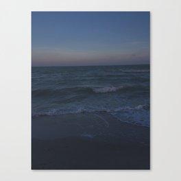 Ocean Blues Canvas Print