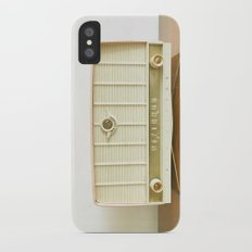 Let the Good Times Roll iPhone X Slim Case