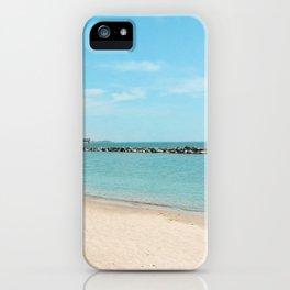 AFE Toronto Island Beach 6 iPhone Case