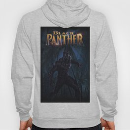 T'Challa , The Black Panther Hoody