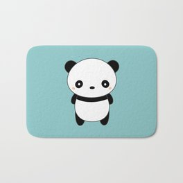 Kawaii Cute Panda Bath Mat