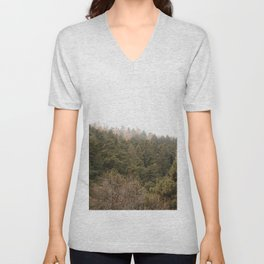 The call of the forest Unisex V-Neck