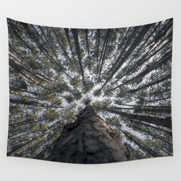 Among Giants Wall Tapestry