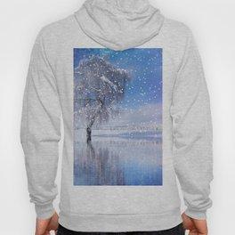 Romantic winter landscape 1 Hoody