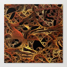 Twisted Canvas Print