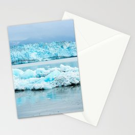 Icy Tranquility Stationery Cards