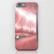 Pink Trees Slim Case iPhone 6s
