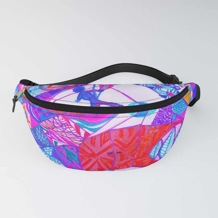 Which is the Way Out? Fanny Pack