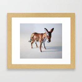 Tonkey Framed Art Print